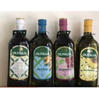 玄米油 葵花油 奧莉塔 葡萄籽油  初榨橄欖油 奧利塔 第一道橄欖油