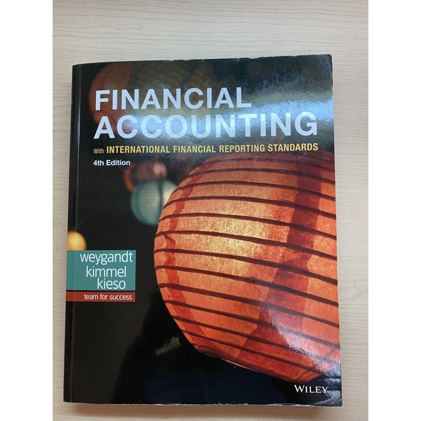 financial accounting ifrs 4th edition