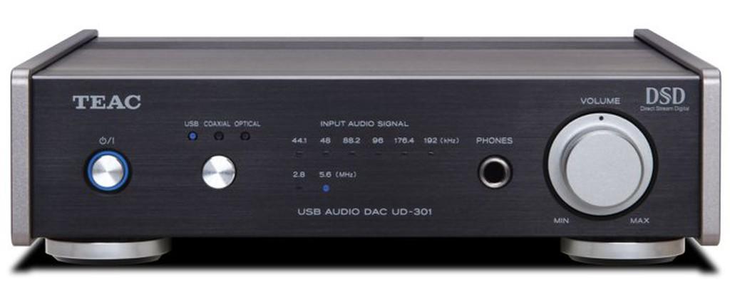 ✮ 飛尚格 ✮TEAC UD-301 DAC耳機擴大機  勝旗公司貨
