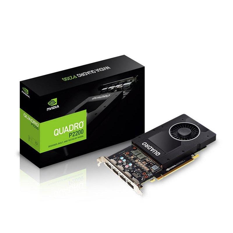 麗台NVIDIA Quadro P2200 5GB專業繪圖形顯卡 建模渲染視頻 P2000