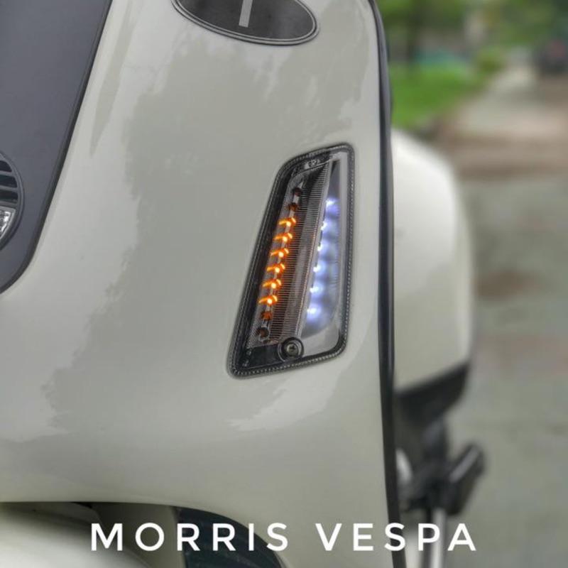 [ Morris Vespa ] Zelioni GTS GTV GT LED 方向燈 定位燈
