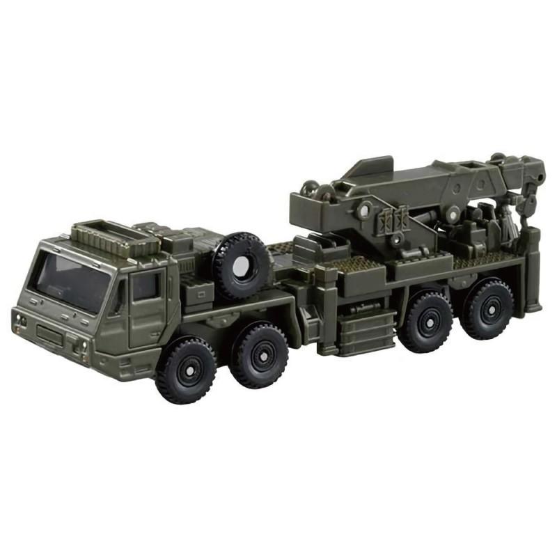 Tomica 141_156949 自衛隊 重裝輪回收車 玩具反斗城