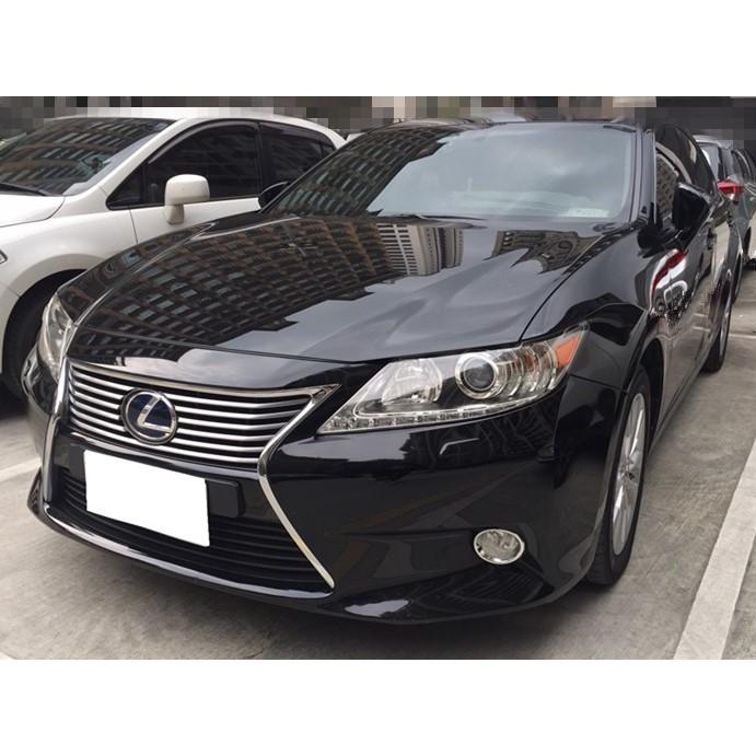 售65萬 2013 凌志 ES300H 2.5 黑色 油電 穩定駕馭性能最高等級安全防護 2手車 二手車 中古車 汽車