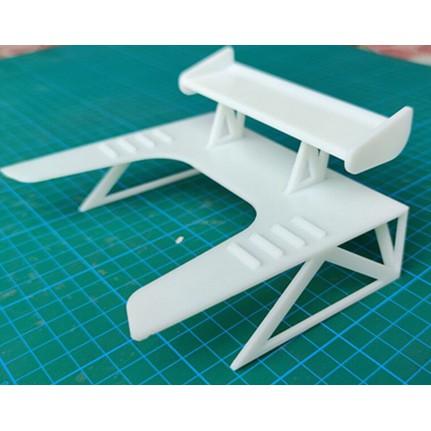 D12 WPL 頑皮龍 鈴木小貨車 改裝 光固化 尾翼