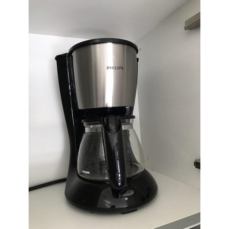 飛利浦咖啡機,二手,用不到10次