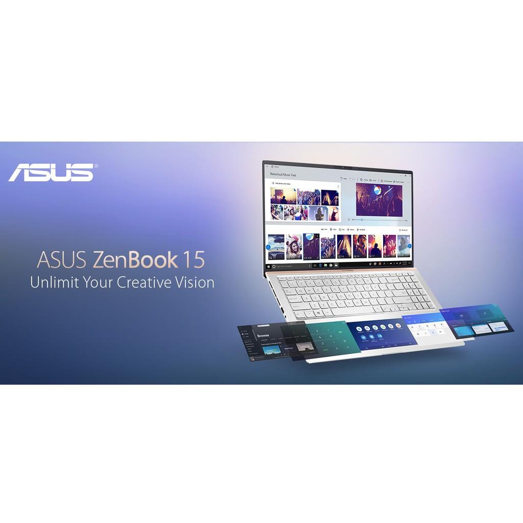 ASUS ZenBook 15 UX534/UX533F I7-10510U 4K螢幕 獨顯 GTX1650