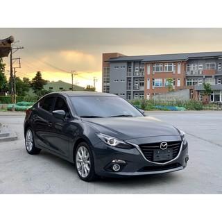 2015出廠 MAZDA3 2.0頂級版 實跑5萬9千多公里 認證車 桃園市