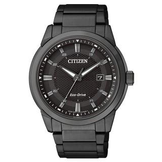 CITIZEN 星辰 BM7145-51E 時尚都會光動能腕錶/  黑面 41mm 高雄市