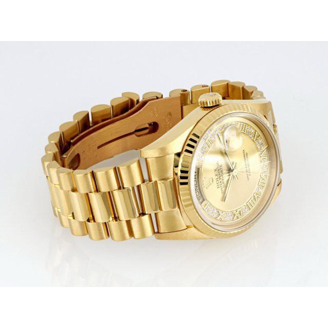 IX勞力士專賣 Rolex18238 18K腕表 原廠MR面 台灣AD貨附證書 編號K10181IX