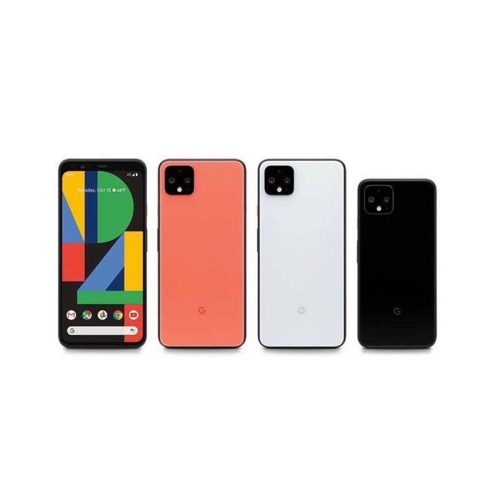 Google Pixel 4 /Pixel 4 XL  含原廠充電線 旅充頭 耳機 未拆封 全新保固一年[公司貨]