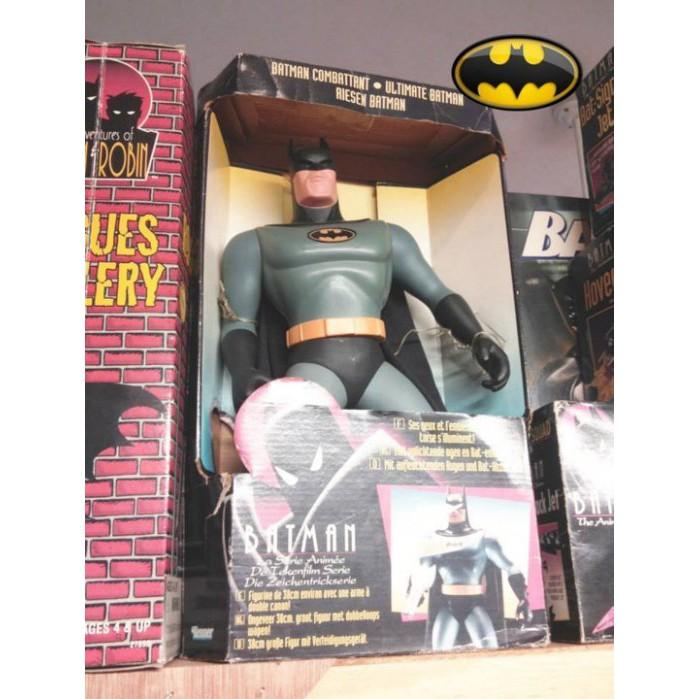 Artlife ㊁ DC KENNER 蝙蝠俠 BATMAN 13吋可動人偶公仔 盒裝經典絕版老玩物