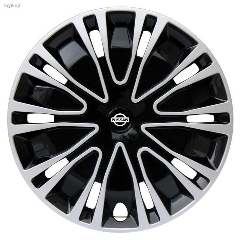 0429日產尼桑勁客逍客新騏達藍鳥新軒逸納瓦拉16寸輪轂蓋鐵圈車輪罩蓋