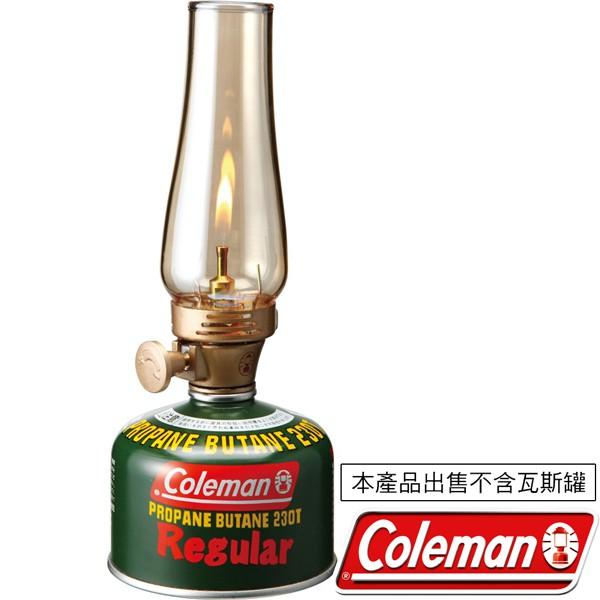 《台南悠活運動家》COLEMAN CM-5588盧美爾瓦斯燭燈
