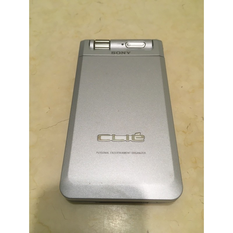 早期懷舊SONY  CLIE PEG-NR70V/J PDA 零件機