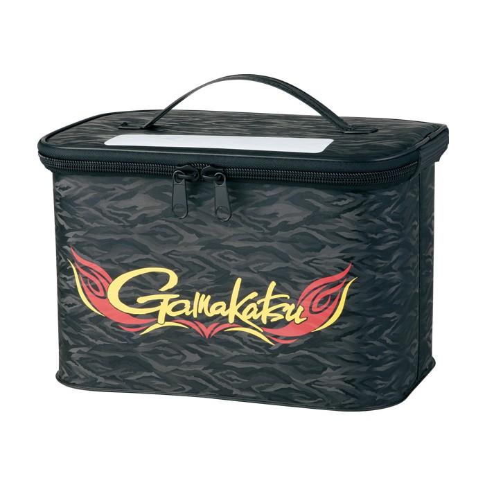 中壢鴻海釣具 《gamakatsu》GM-2460 短筒釘鞋收納箱 收納袋