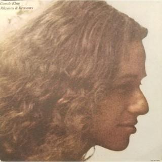 美國二手黑膠Carole King/ Rhymes & Reasons 臺北市