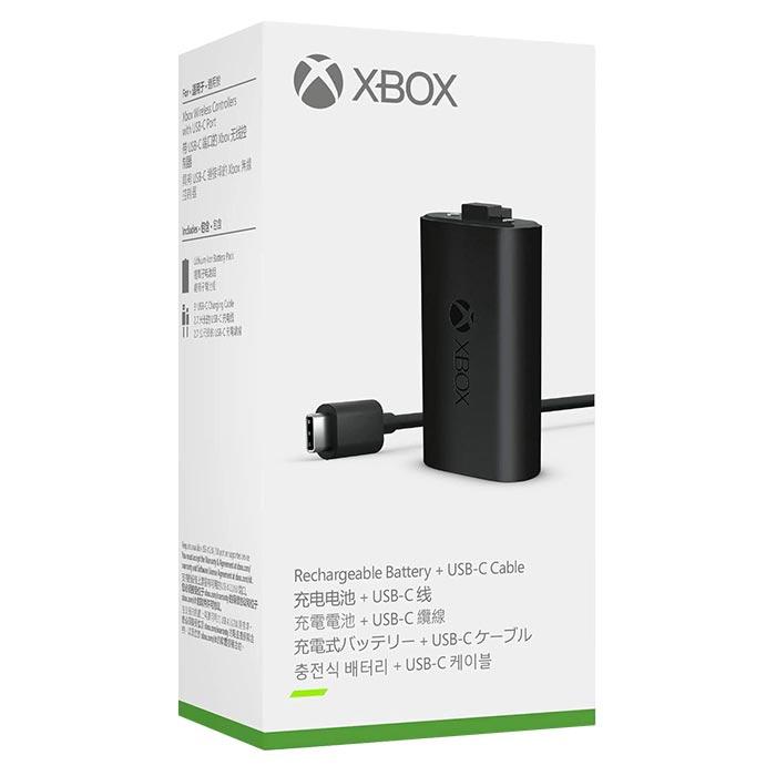 【Xbox】Xbox Series X / S 同步充電套件(充電式電池+USB-C線)【周邊】