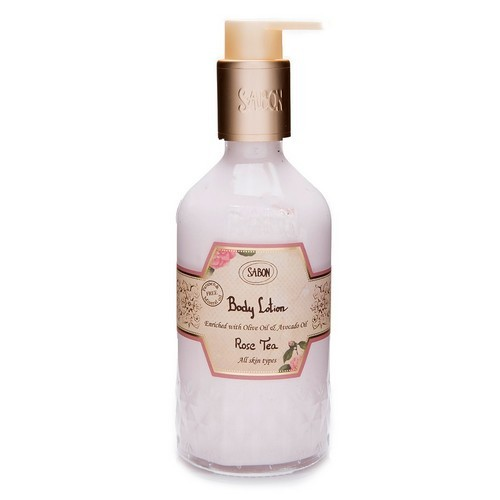 美國官網代購 Sabon 身體乳液 以色列綠玫瑰/玫瑰茶語