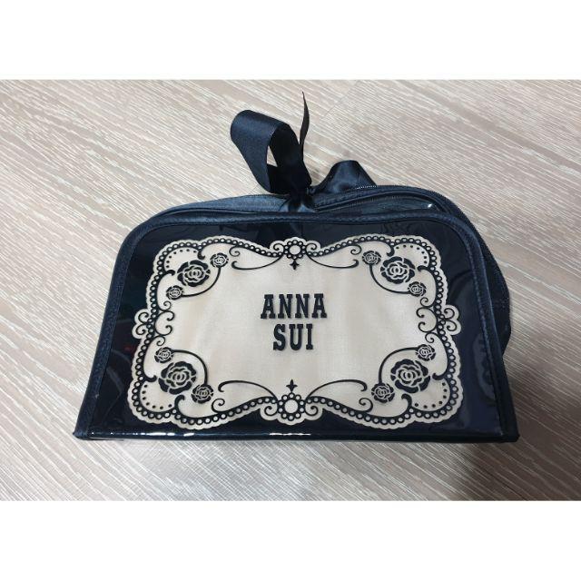 Anna sui 綁帶 化妝包