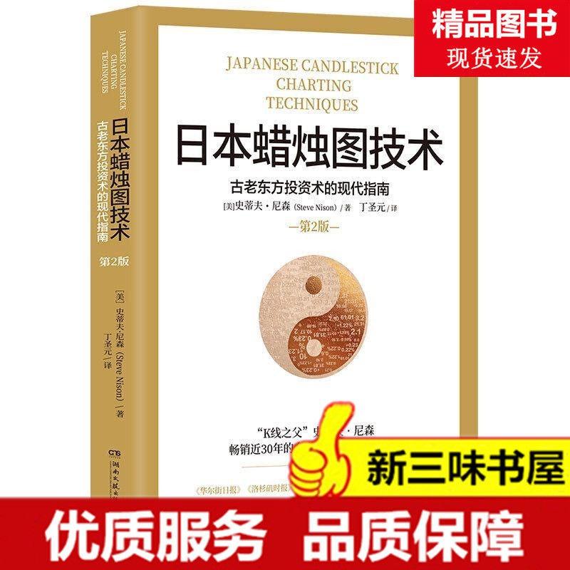 【現代指南】日本蠟燭圖技術 古老東方投資術的 期貨市場技術分析