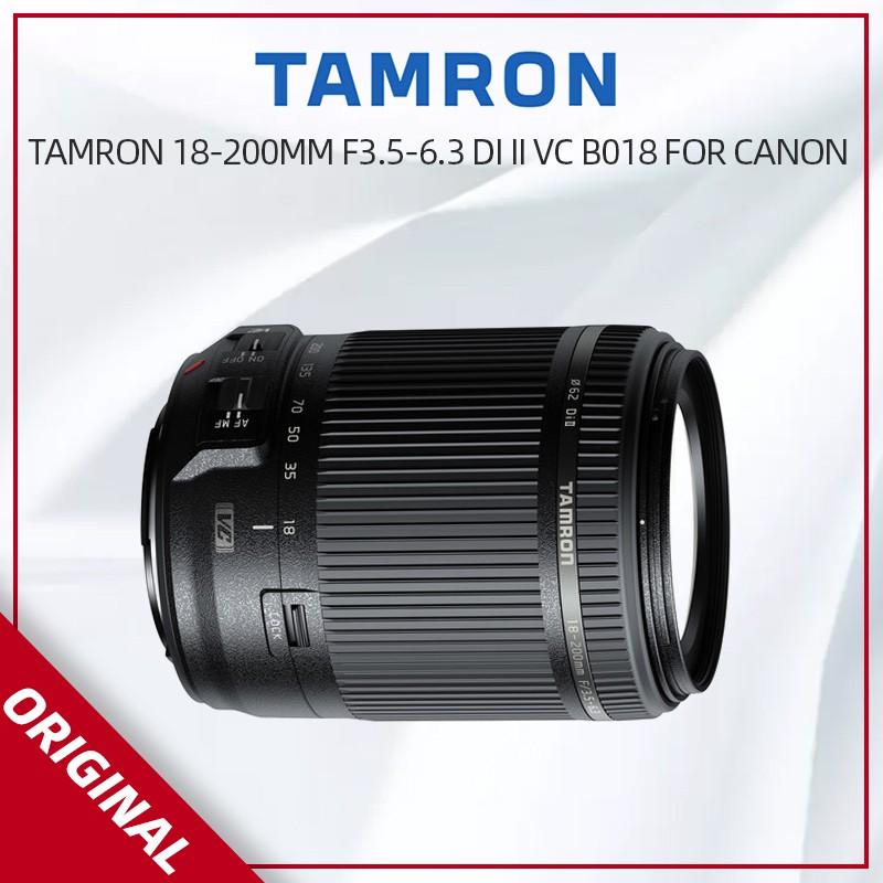 騰龍Tamron 18-200mm鏡頭 f3.5-6.3 Di II VC B018 for Canon