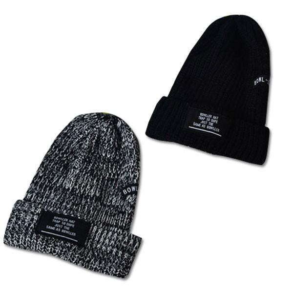 韓風貼布款毛帽 韓版帽子【DK大王】