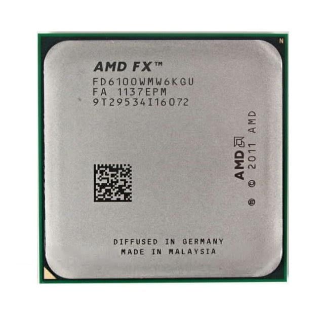 【片裝】 Fx 系列 CPU AMD 推土機 FX-4100 4300 6100 6300 FX 6350 FX 系列