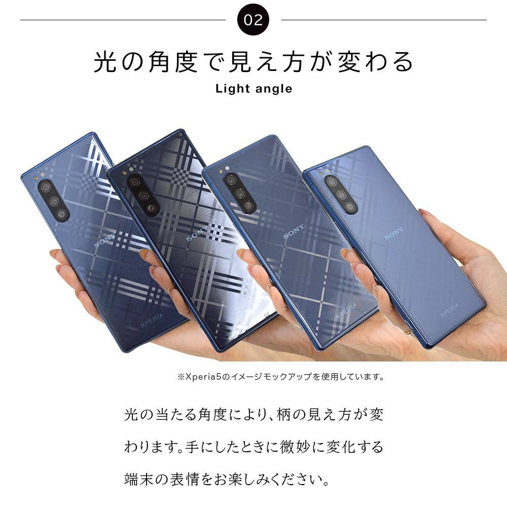 馬可商店 全新 RASTA BANANA Sony Xperia 5 日本製透明背面保護貼 (斜格紋 迷彩 櫻花 卡夢)
