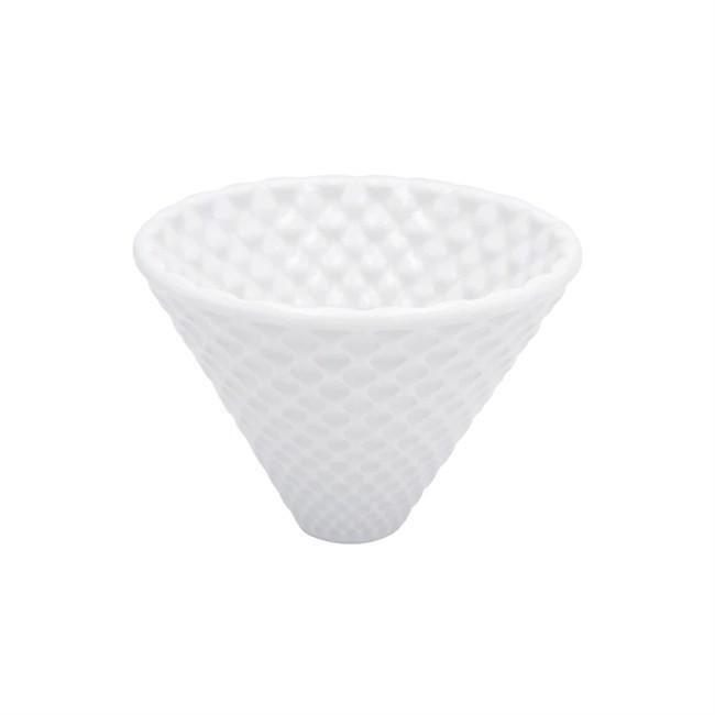 【Loveramics】陶瓷咖啡濾杯(4杯量)-白(濃烈)