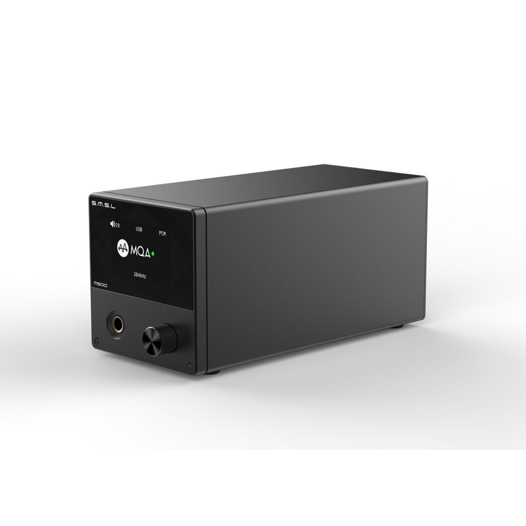 代購 SMSL M500 DAC 電腦USB 解碼 耳放 耳擴 一體機 光纖 同軸 XLR 免運 可面交