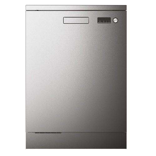 【得意家電】ASKO 瑞典賽寧 DFS244IB.S 頂級洗碗機(獨立式)(銀灰色)