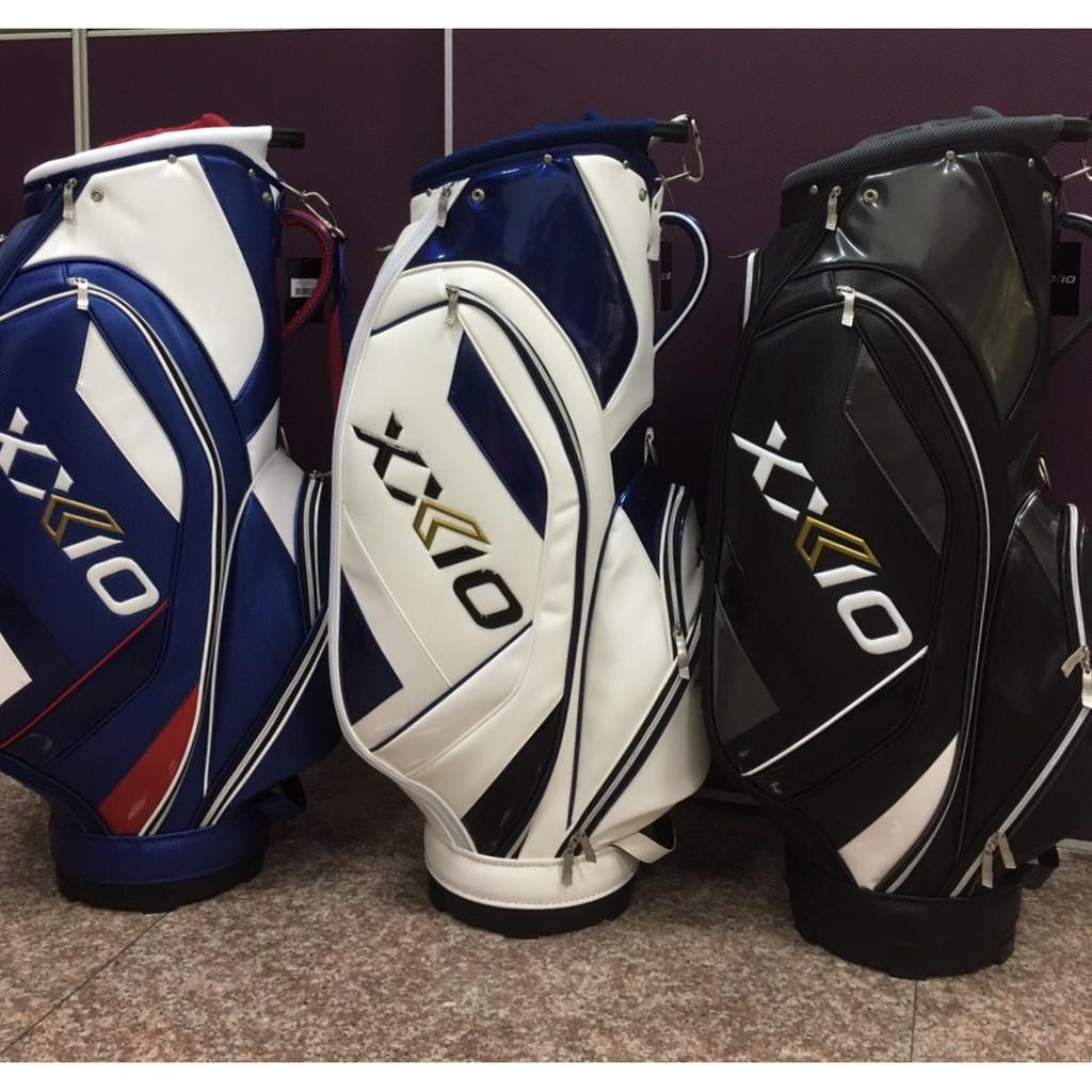 青松高爾夫 XX10-高爾夫球桿袋(深藍、白、黑)$4500元