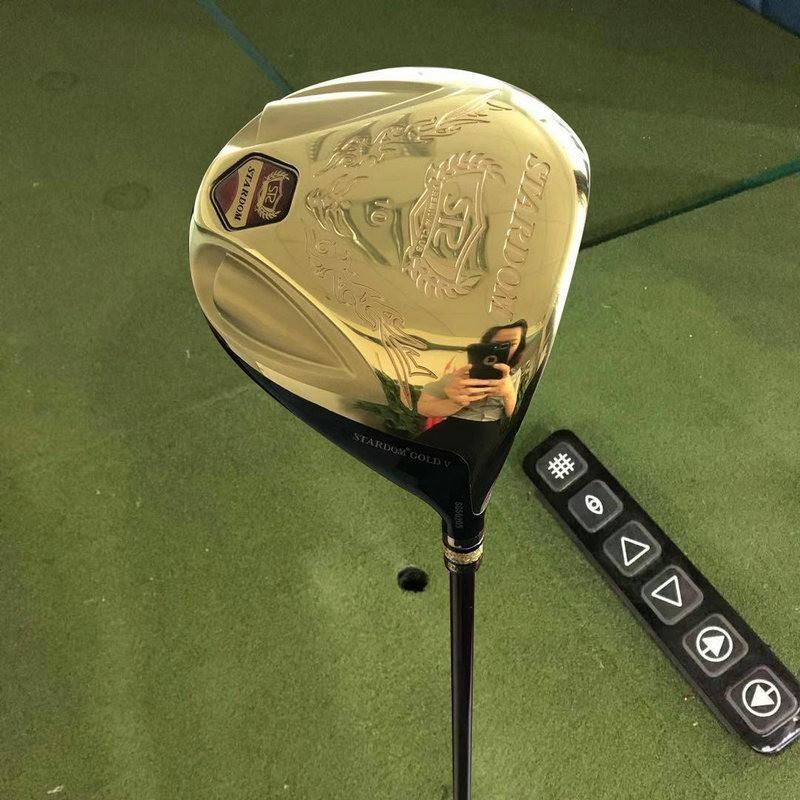 免運現貨高爾夫球桿golf katana 5代voltio高爾夫一號木開球木發球木木桿golf尊貴奢華質感高端