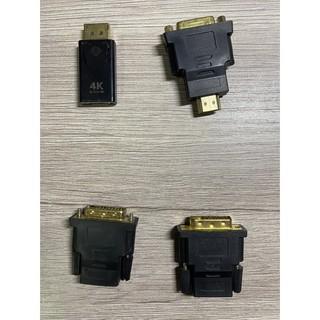 螢幕線轉接頭 DVI轉HDMI,DP轉HDMI 彰化縣