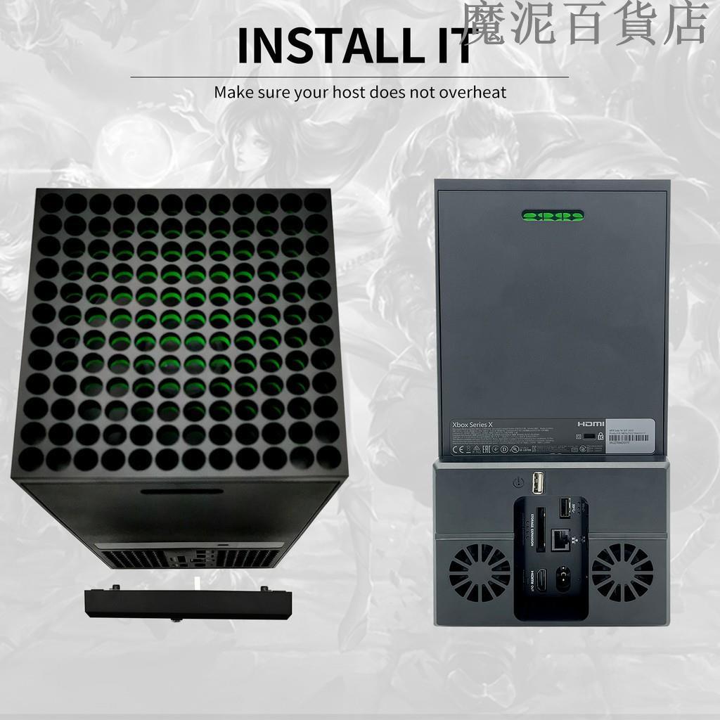 【好物種草】現貨 Xbox Series X遊戲主機後置風扇 散熱風扇 xbox series x配件新品