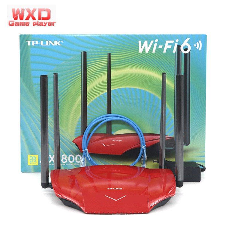 【新店促銷】Wifi6 千兆端口版本 TPLINK 雙頻 AX1800 無線 5G 易於擴展版本 XDR1860 路由器