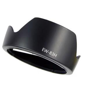 CANON 佳能 Ew-83H 77mm 遮光罩蓮花罩 5d2 5d3 6d 70d 24-105mm