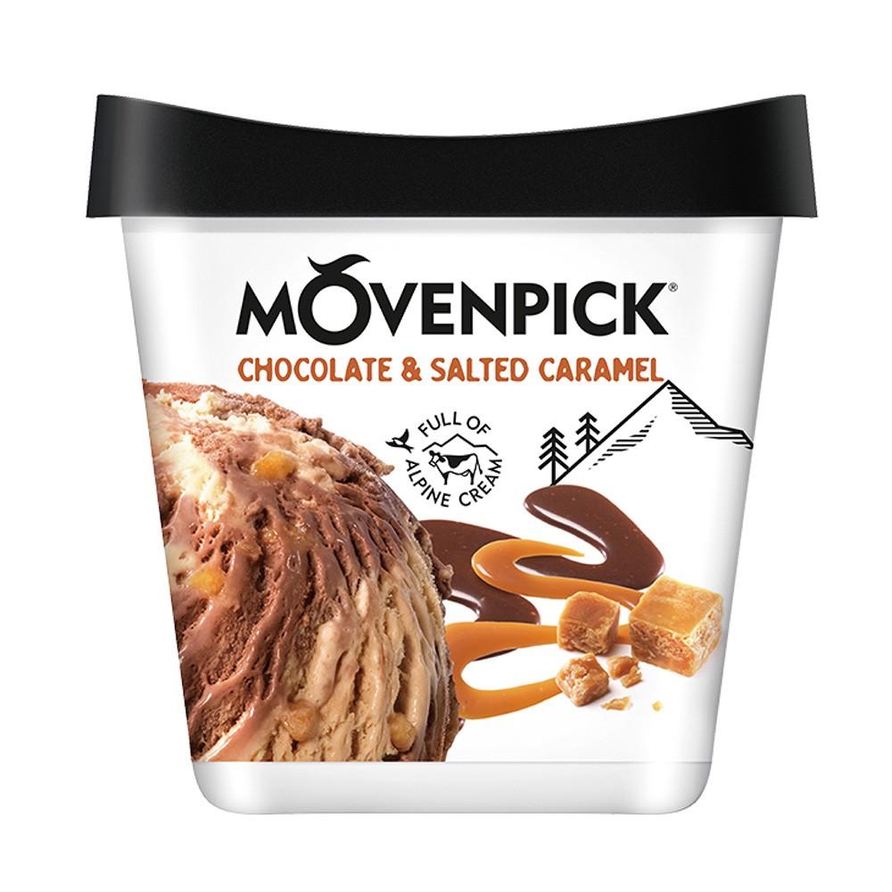 Movenpick 莫凡彼冰淇淋 鹽味焦糖巧克力500ml