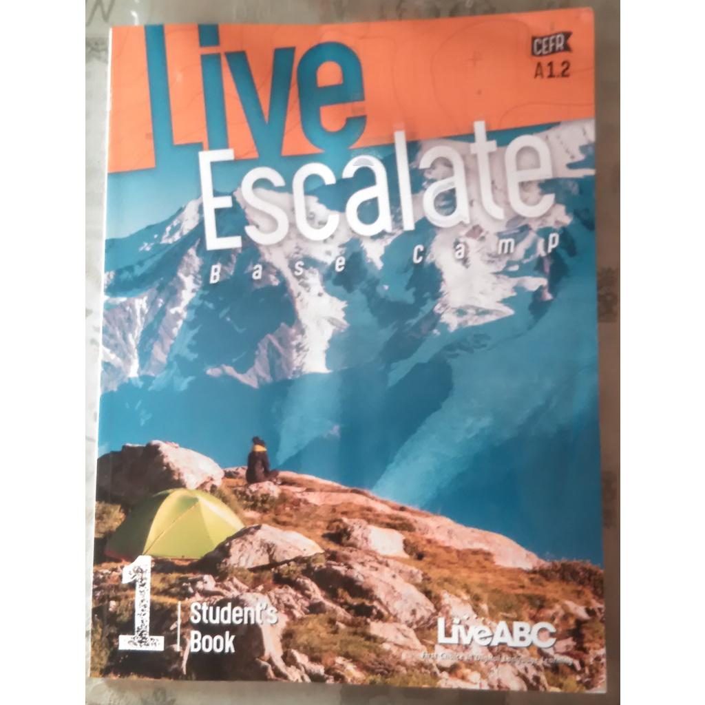 Live Escalate ISBN:978-986-441-216-7