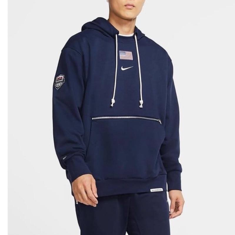 USA 美國隊 hoodie 帽T 2020 Tokyo 東京 深藍色 奧運限定