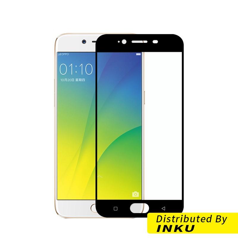 Oppo 鋼化膜 R9 R9S R11 R11S Plus 3D 曲面 全屏 滿版 玻璃膜 手機 保護膜[現貨]