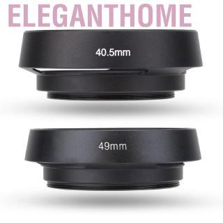 Acouto Lens Hood ABS Plastic Lens Hood for Canon EF 55-200mm//f4.5-5.6II USM// EF80-200mm//F4.5-5.6 III