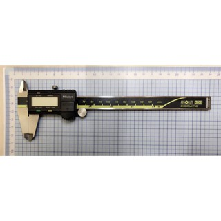 二手 日本制 三豐 MITUTOYO 500-196 150mm~0.01mm 電子式 數位式 游標卡尺 臺南市