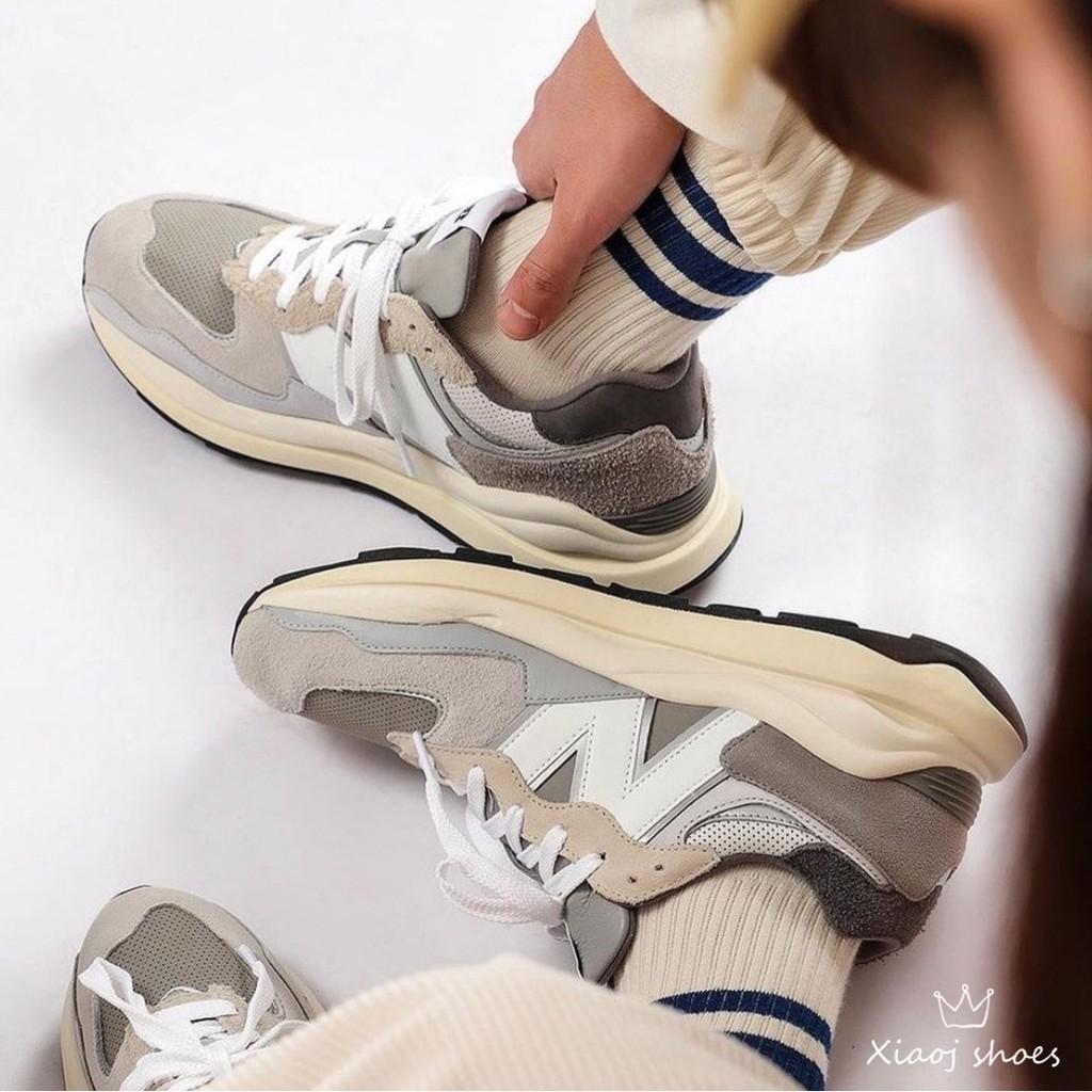 ✈✈韓國代購 New Balance 5740系列 nb5740 灰白 米白粉 元祖灰 厚底 增高休閒鞋 M5740TA