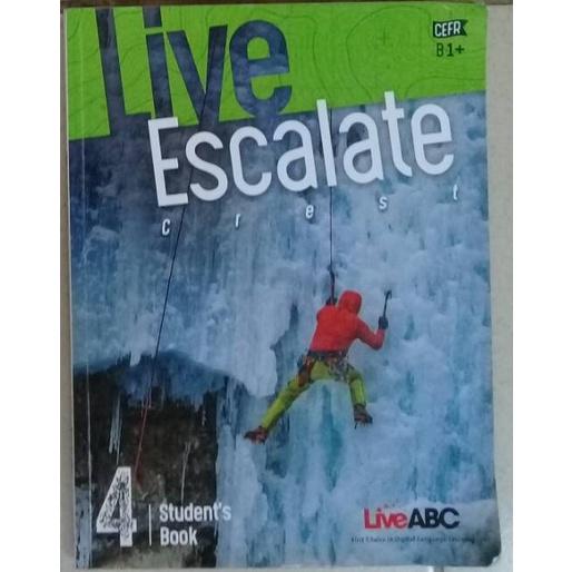 Live Escalate~(二手)