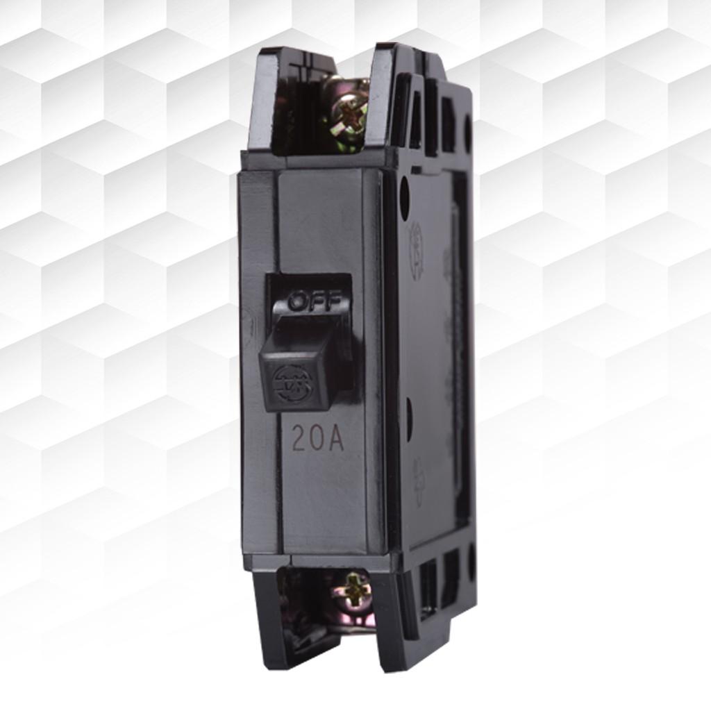【士林電機】無熔線斷路器 BH 1P 10A 15A 20A 30A 40A 50A (110V 5KA) 無熔絲開關