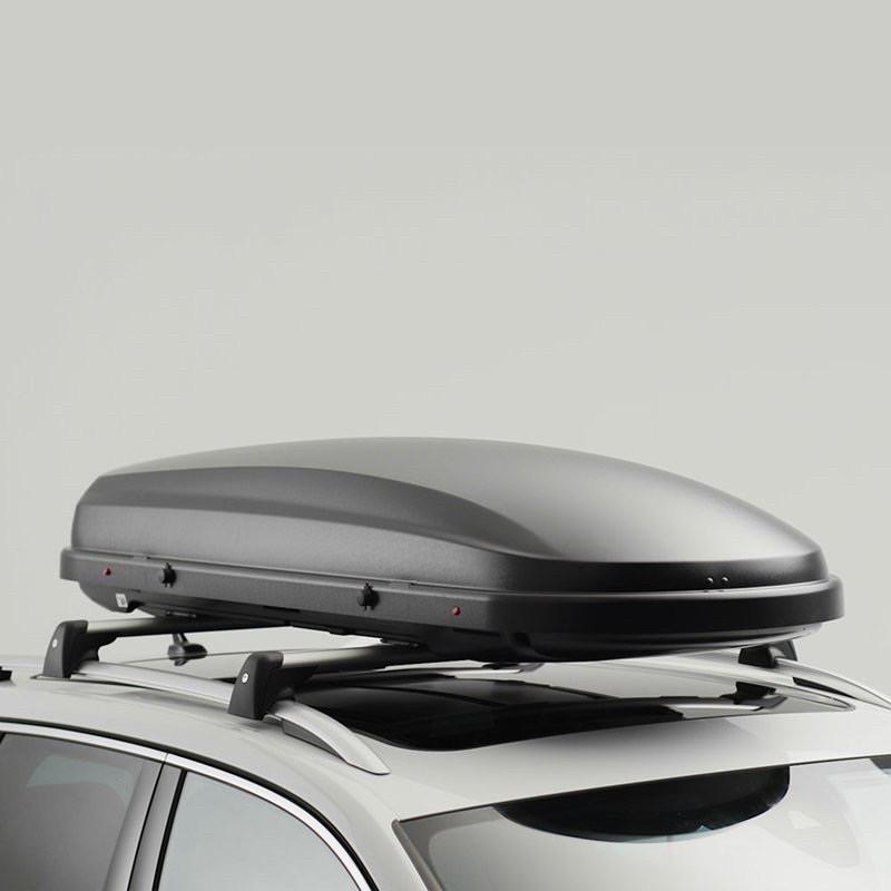 福斯Tiguan原廠車頂行李箱(含行李架)