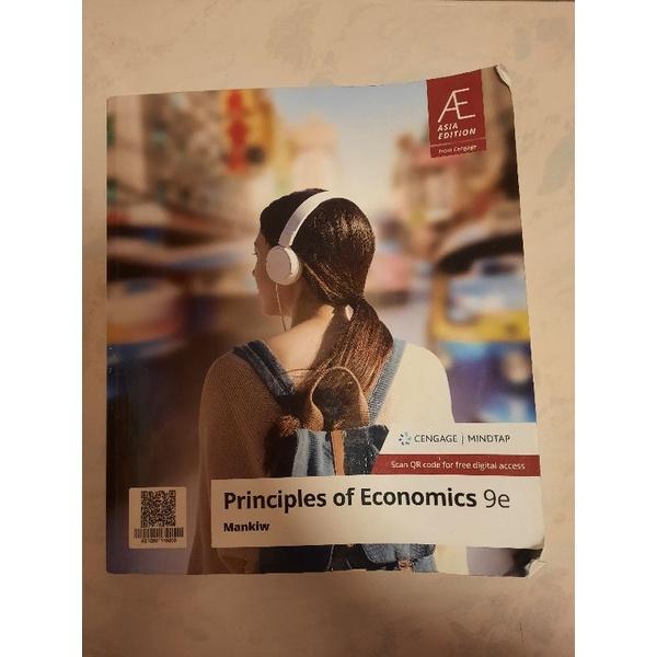 Principles of Economics 9e(Mankiw)