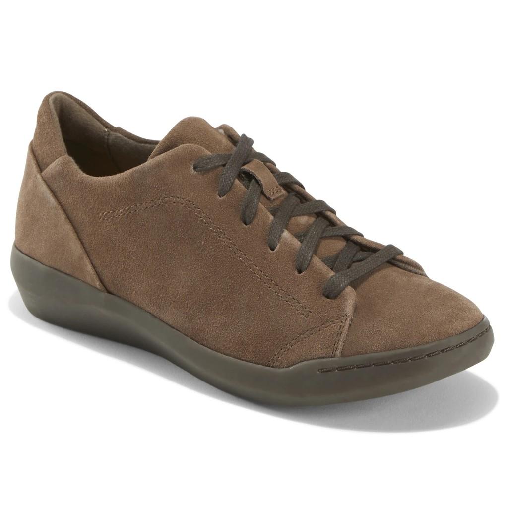 【念鞋K691】Earth Origins 真皮休閒綁帶板鞋US10-US12(28.5cm)大腳,大尺,大呎