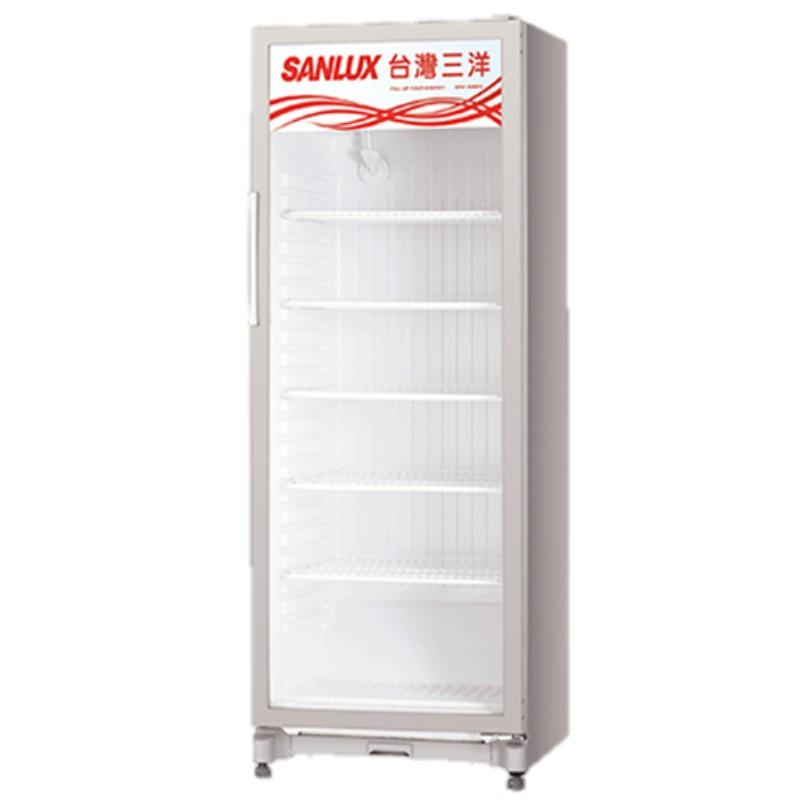 SANLUX 三洋 305公升 直立式冷藏櫃 SRM-305RA